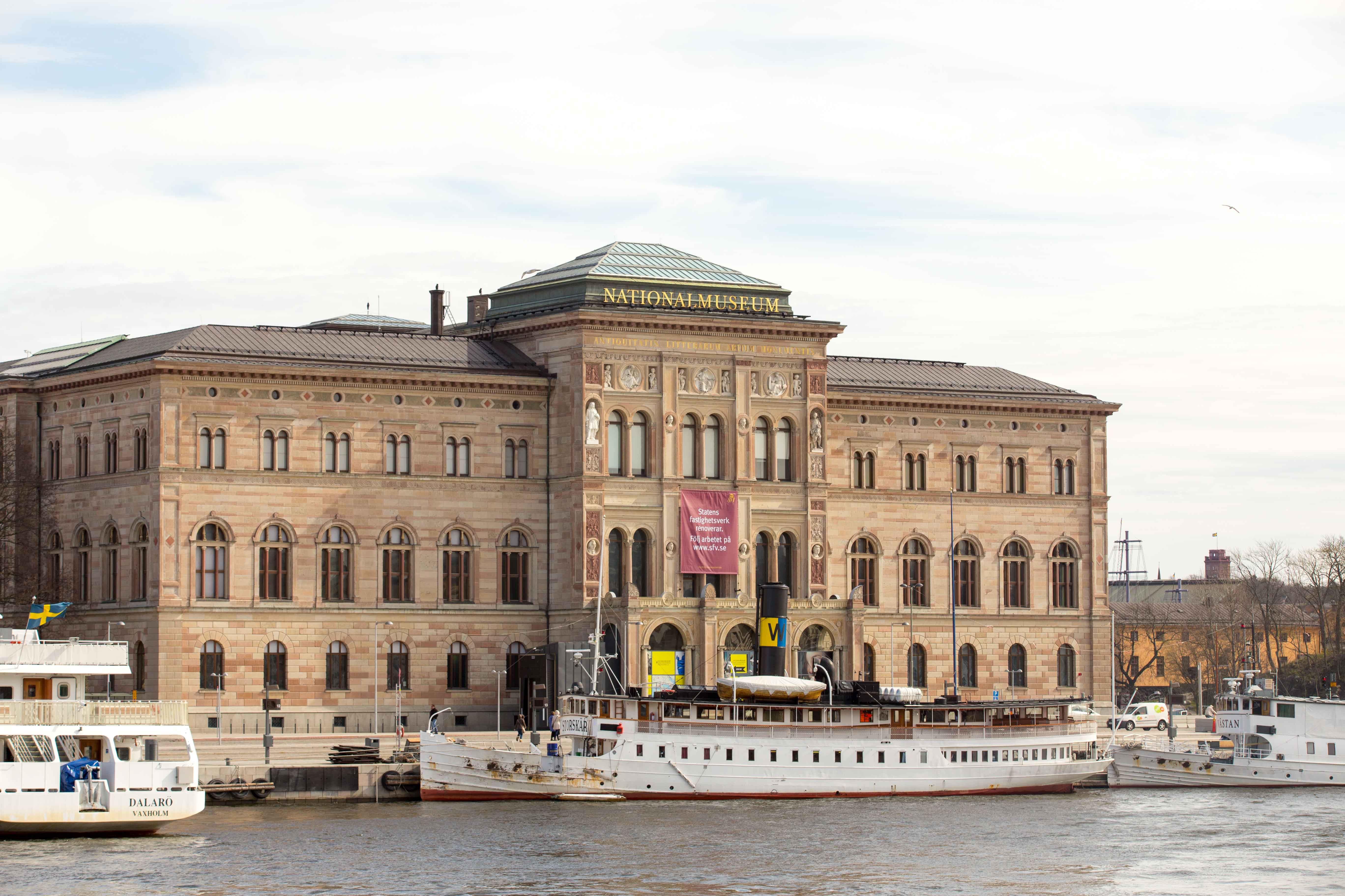 National Museum Norrmalm Stockholm