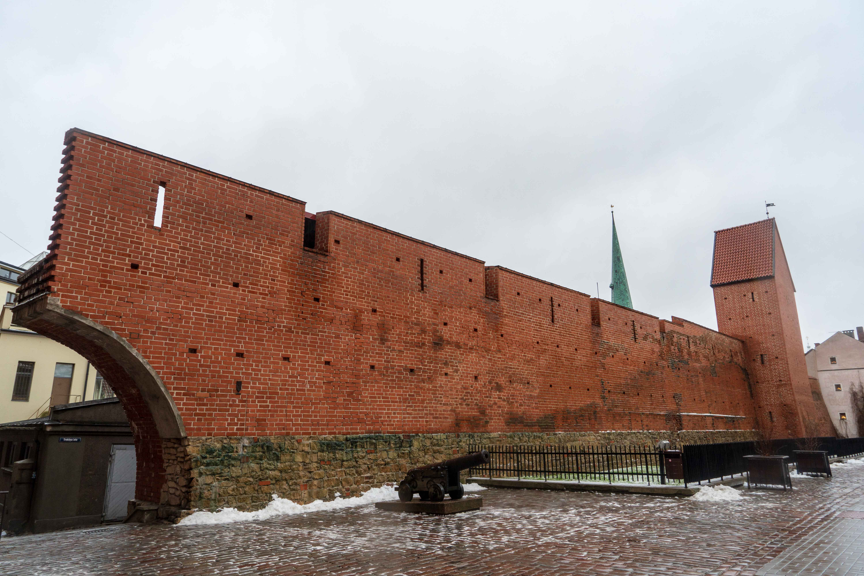 Remports Riga Vieille Ville Citytrip Lettonie