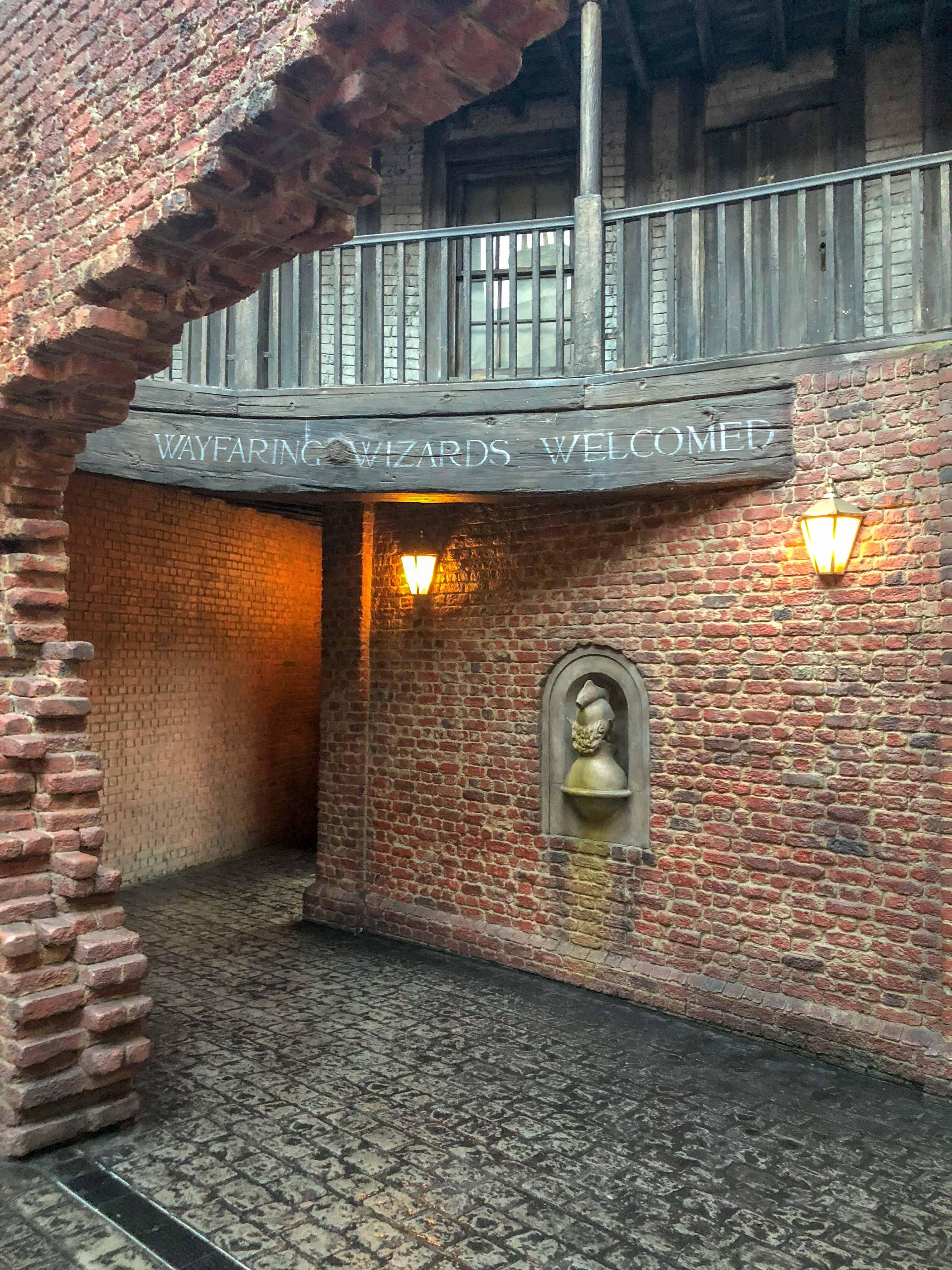 Chemin de Traverse Wizarding World Harry Potter Universal Orlando