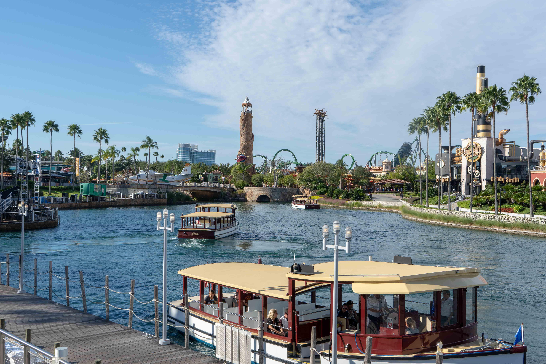 CityWalk Universal Studios Orlando Resort Odysight
