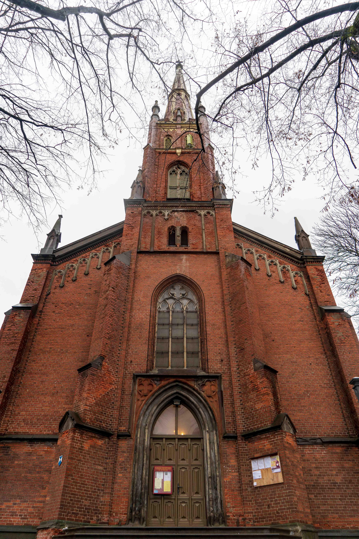 Eglise Anglicane Saint Sauveur Visiter Riga Odysight