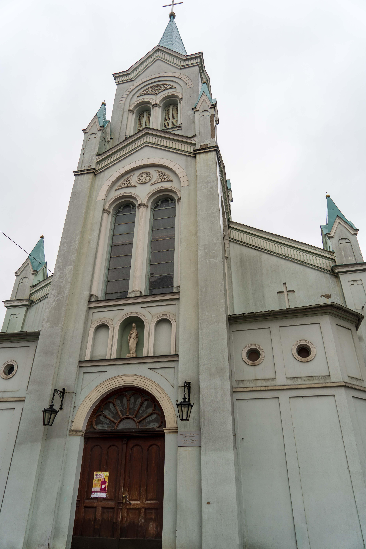 Eglise Note Dame des Douleurs Visiter Riga