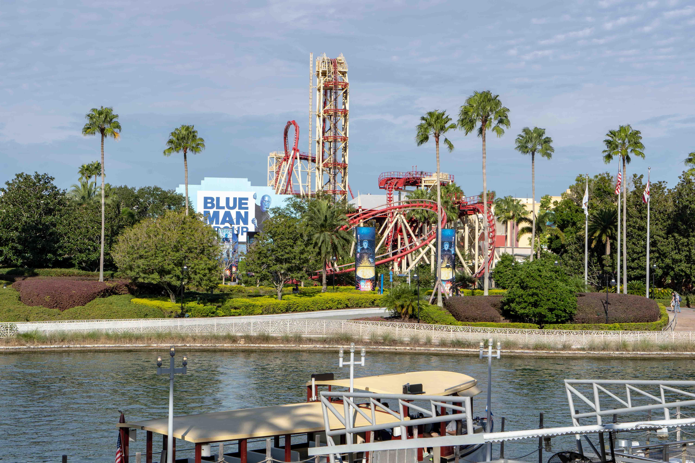 Hollywood Rip Ride Rockit Universal Studios Florida Orlando