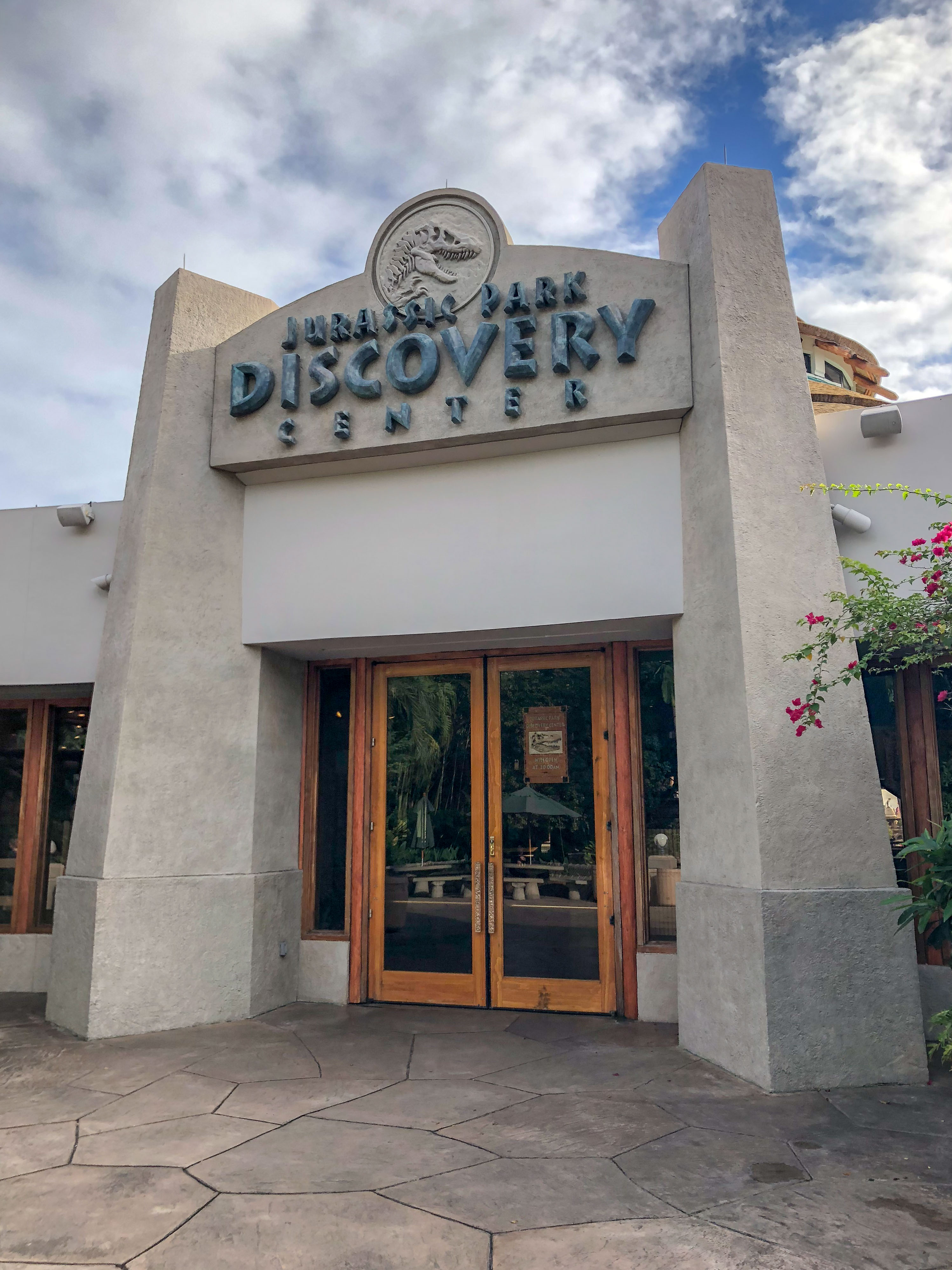 Jurassic Park Discovery Center Universal Islands Adventure Orlando