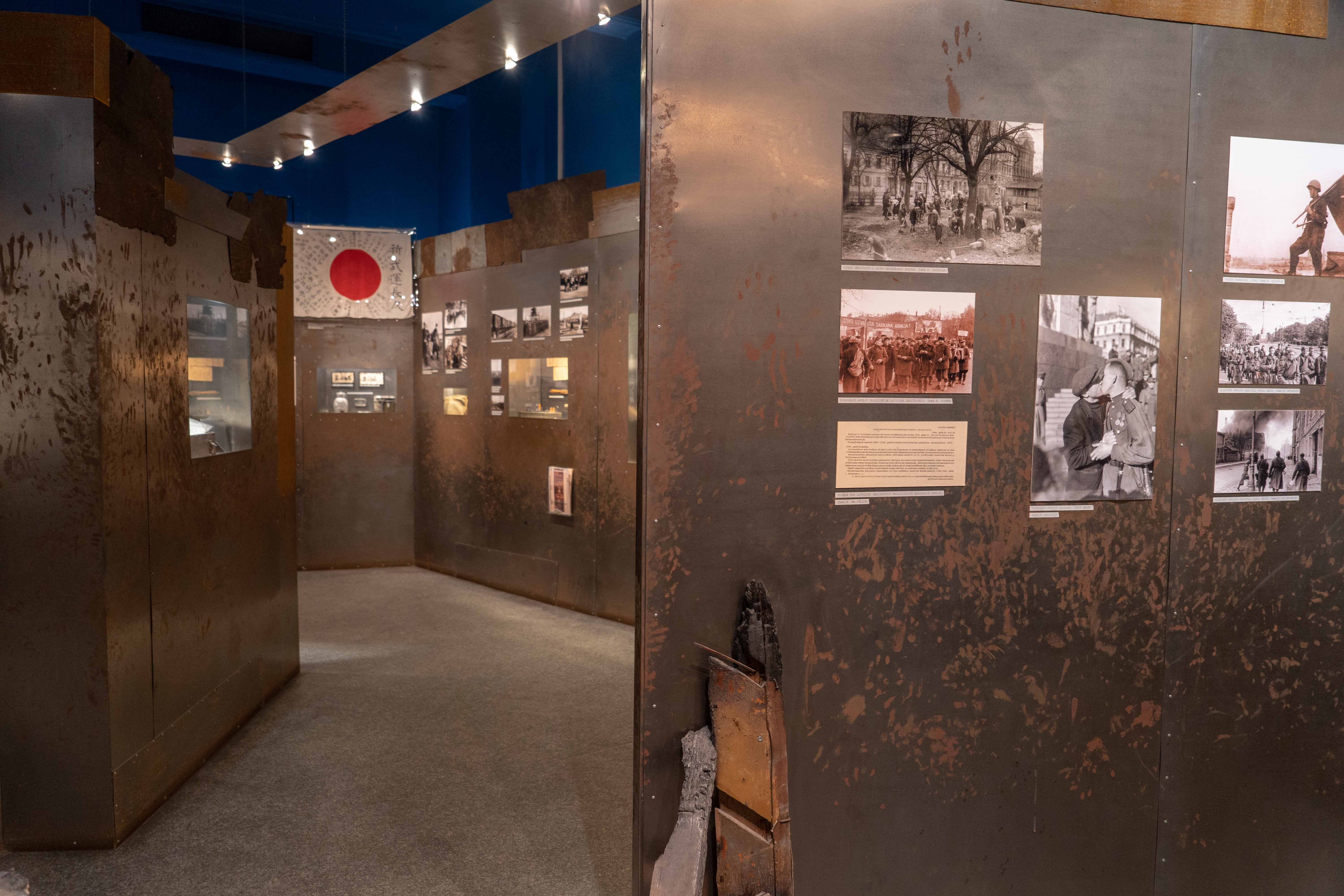 Musee Guerre Vieille Ville Visiter Riga Odysight