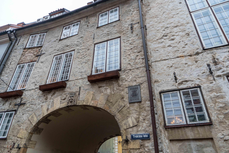 Porte Suedoise Remparts Riga Citytrip Odysight