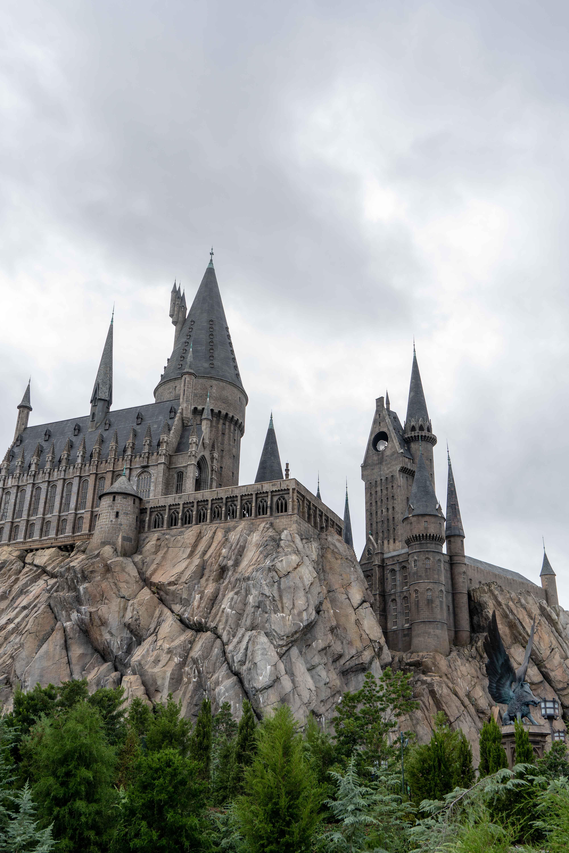 Poudlard Wizarding World Harry Potter Universal Studios Orlando
