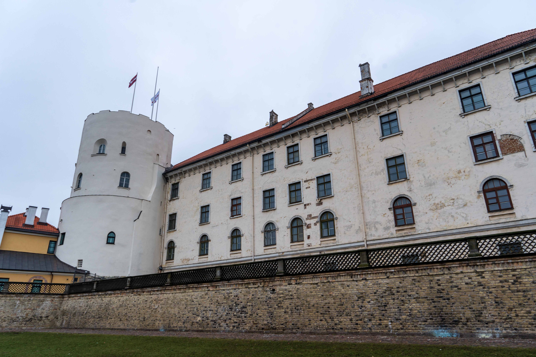 Chateau Riga President Visiter Capitale Lettonie Odysight