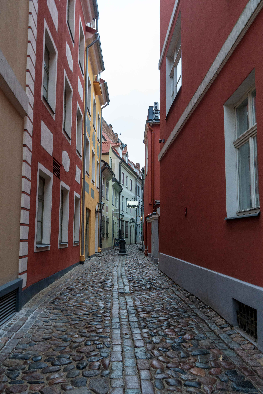 Troksnu iela Vieille Ville Visiter Riga Lettonie