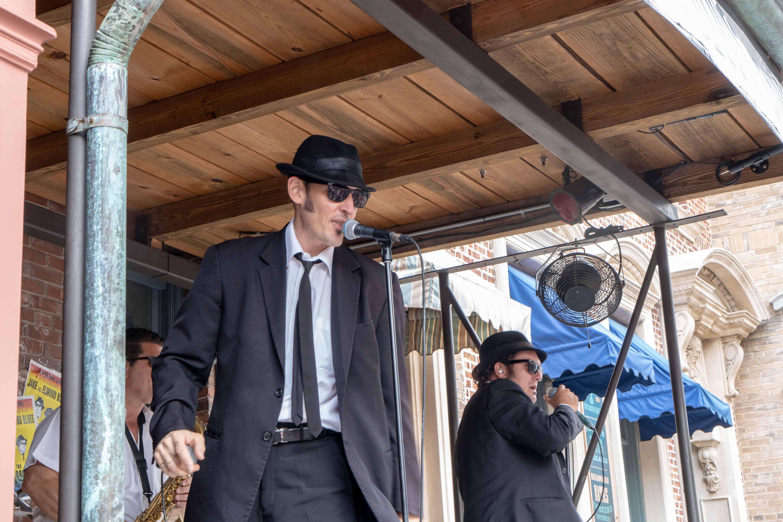 Blues Brothers Show Universal Studios Florida Orlando