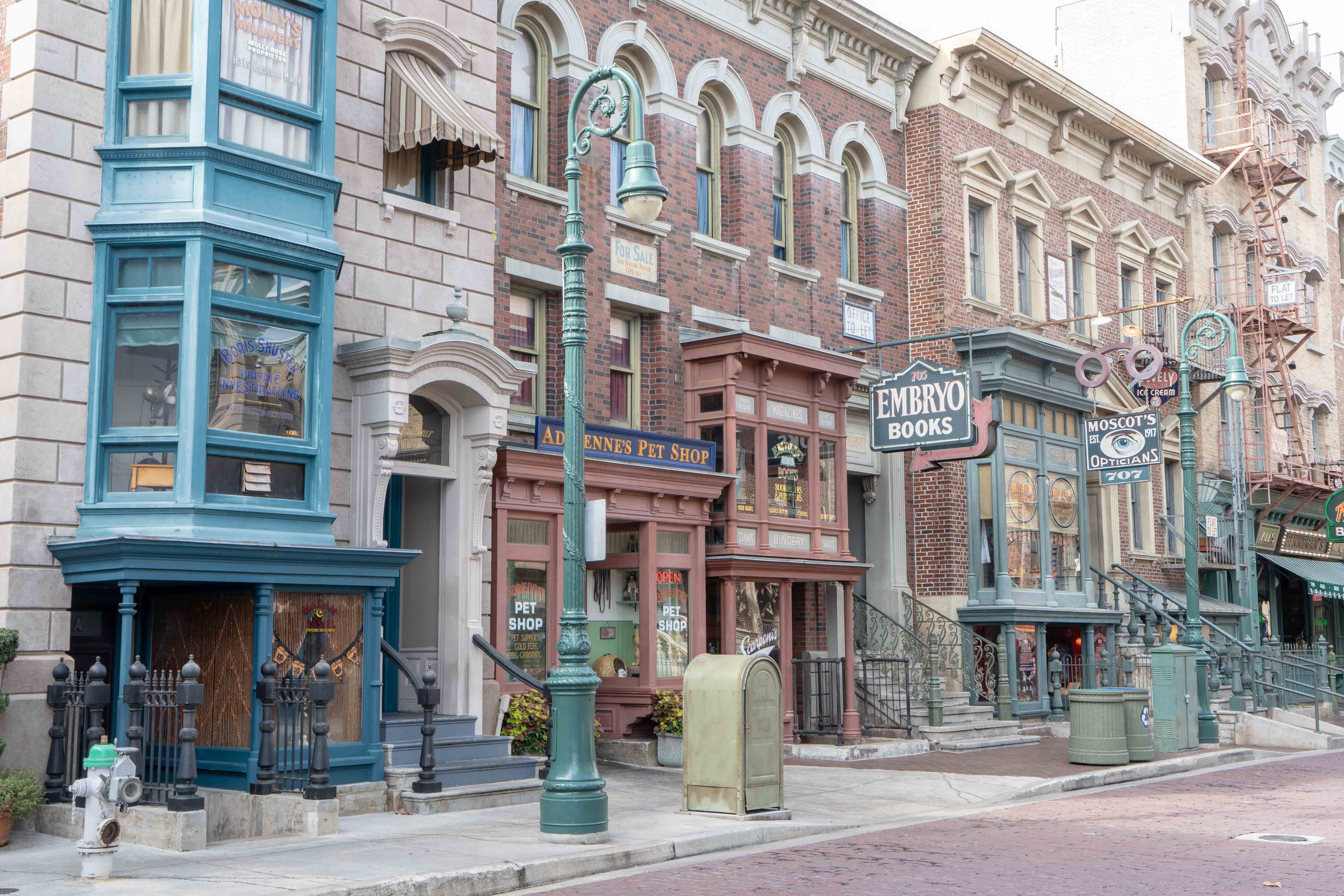 New York Universal Studios Florida Orlando Odysight