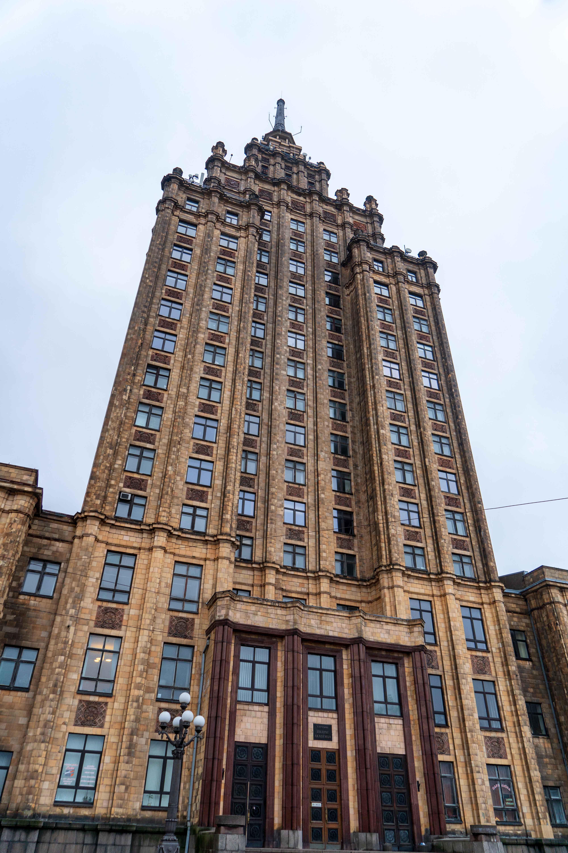 Academie Sciences Visiter Riga Odysight Blog Voyage