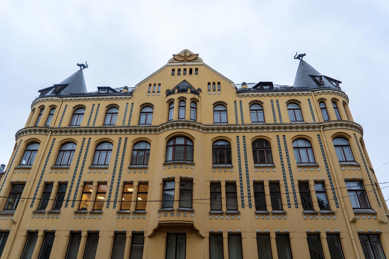 Maisons Trois Freres Voyage Riga Citytrip