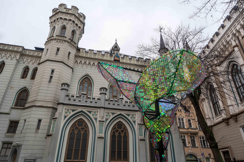 Petite Guilde Vieille Ville Visiter Riga