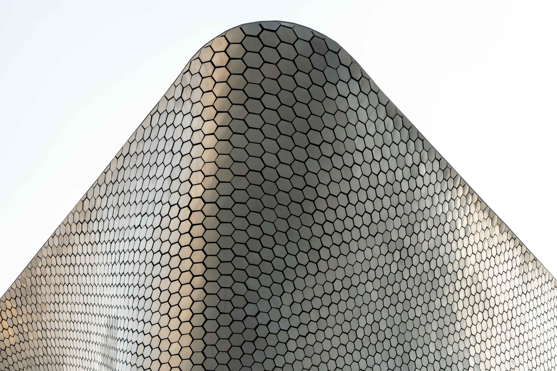 Le Museo Soumaya est le musée d'art le plus visité du Mexique.
