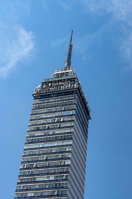 Avec ses 138 m de haut, la Torre Latinoamericana est un véritable symbole pour les mexicains. Le mirador offre un magnifique panorama.
