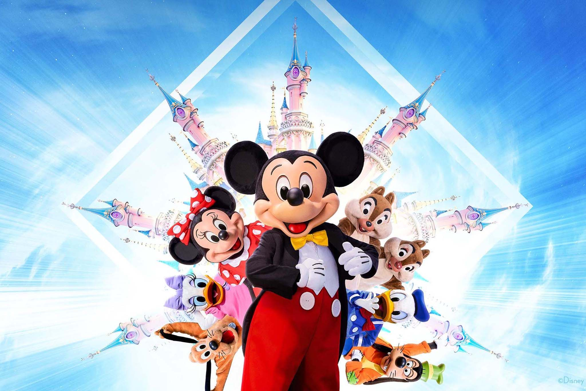 Disneyland Paris Magie Disney France Hotels