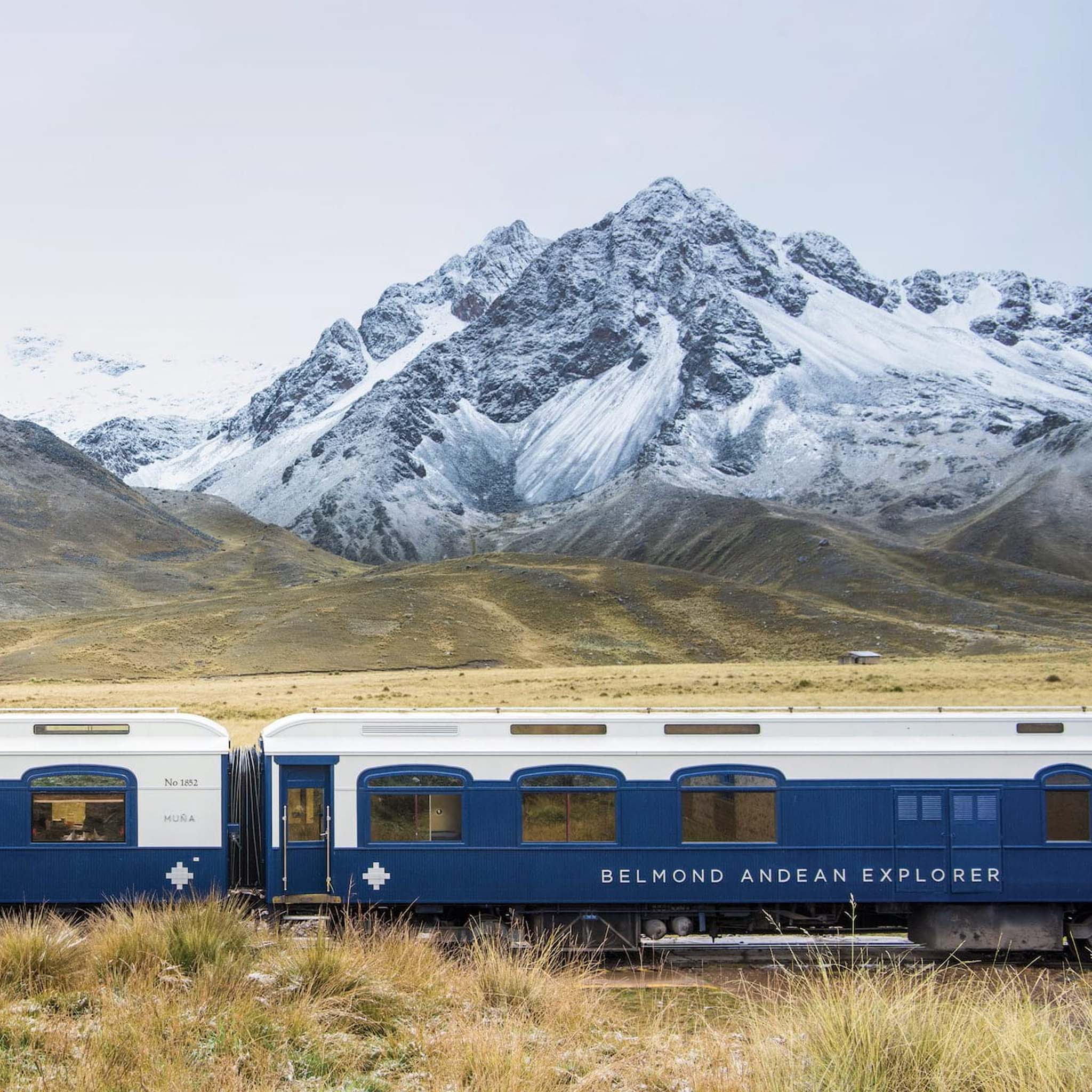 Voyages en train Trains Légende Mythiques Odysight Travel Experts